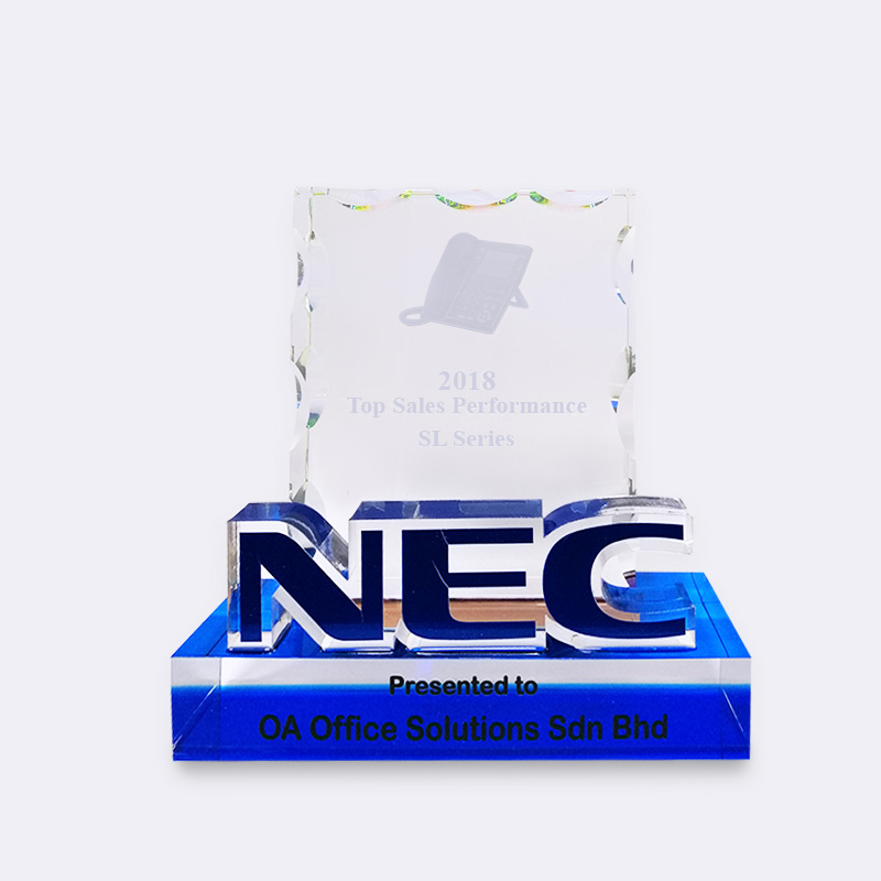 NEC Top Sales Performance SL Series (2018)