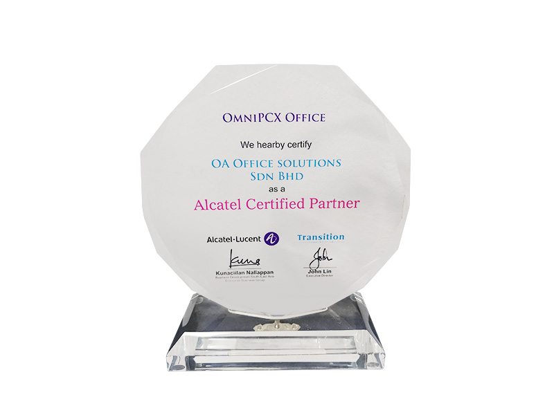 Alcatel Certified Partner