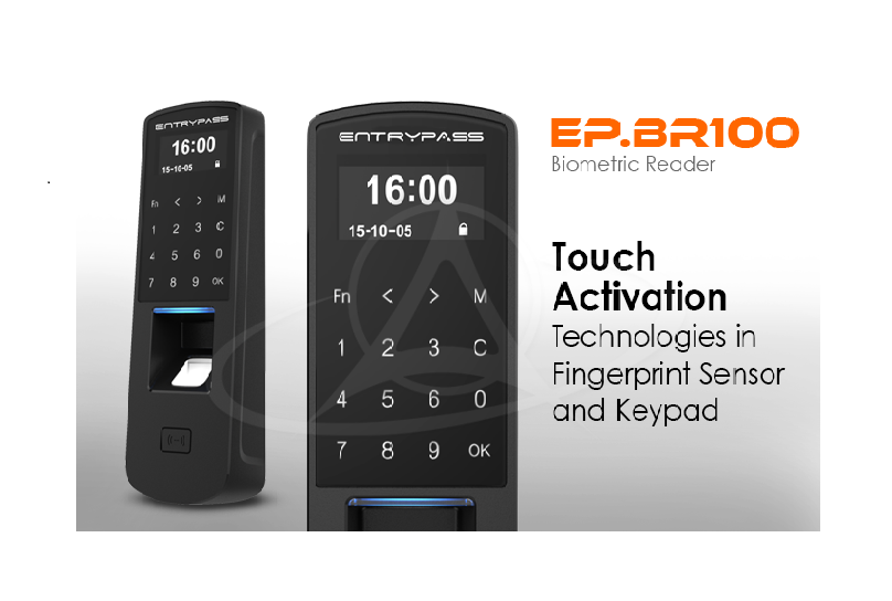 ENTRYPASS Bionano Biometric Reader BR100