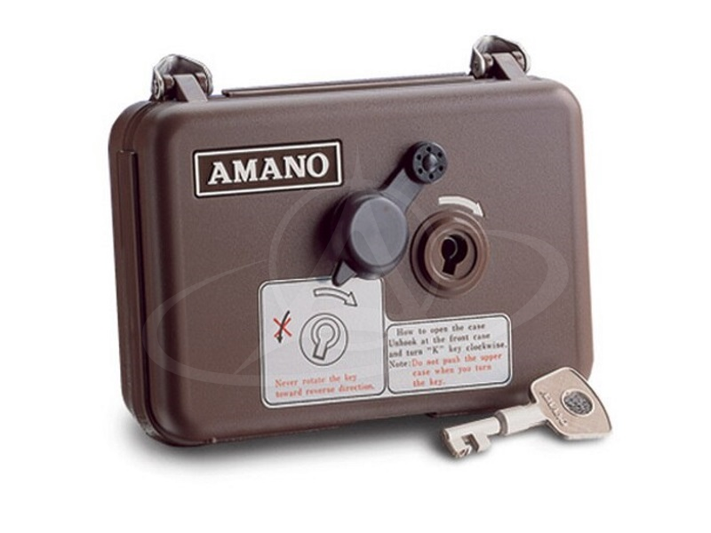 Amano PR600 Watchman Clock Guard Tour System