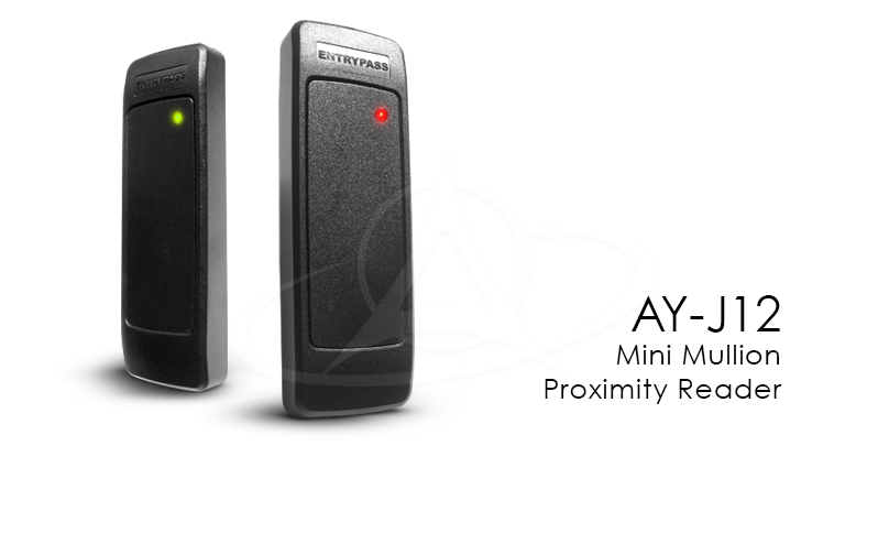 ENTRYPASS AYJ12C Mini Mullion Proximity Reader
