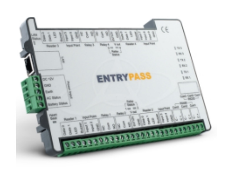 ENTRYPASS N5150 Active Network Control Panel