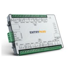 ENTRYPASS S3200 Serial Communication Control Panel