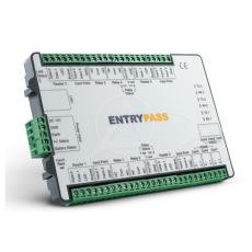 ENTRYPASS S3400 Serial Communication Control Panel